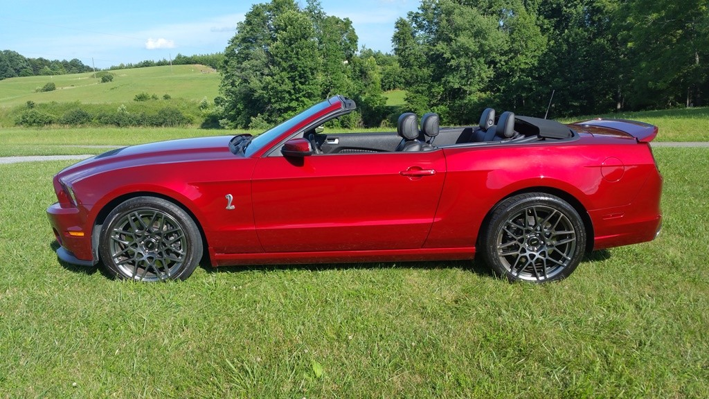 2014 ford shelby gt500 for sale in mount airy nc 27030. Black Bedroom Furniture Sets. Home Design Ideas