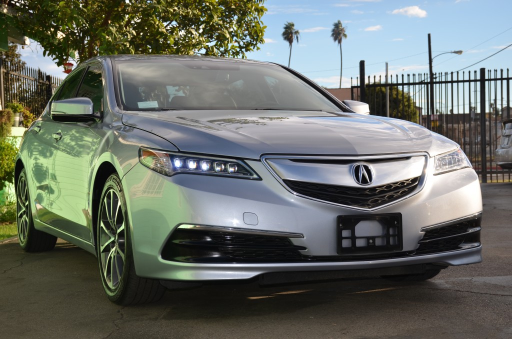 2015 acura tlx for sale in los angeles ca 90044. Black Bedroom Furniture Sets. Home Design Ideas