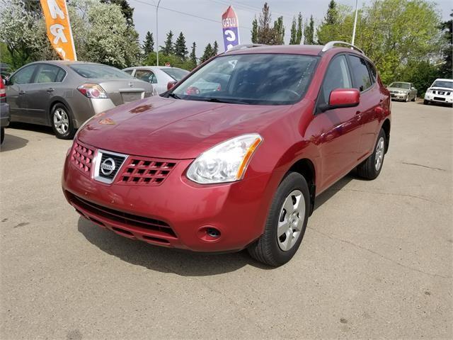 2008 Nissan Rogue