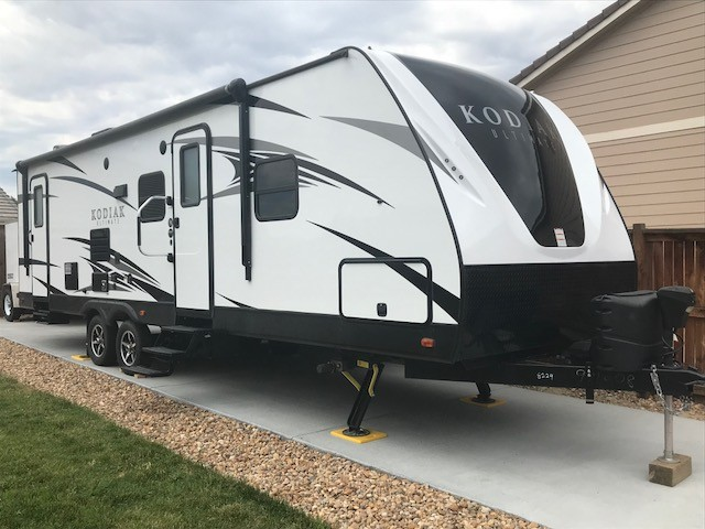 2017 Kodiak Ultimate Series M-295TBHS
