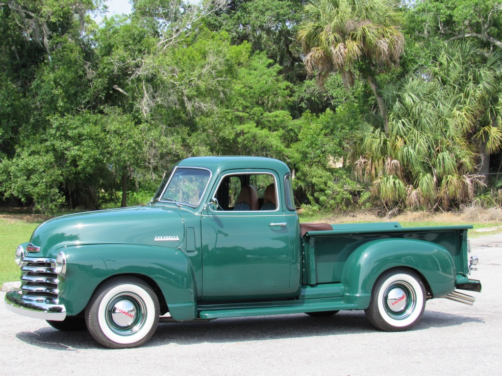 1948 Chevrolet 3100 5-Window Thriftmaster