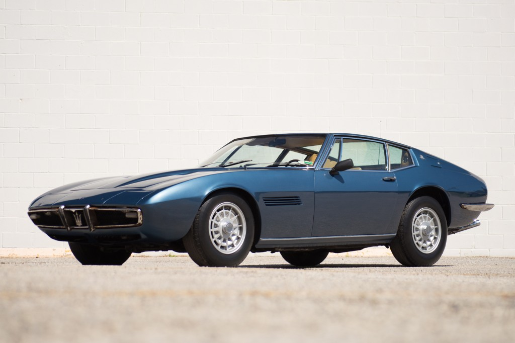 1967 Maserati Ghibli 4.7