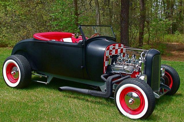 1929 Ford Hi-Boy