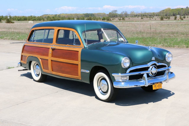 1950 Ford Super Deluxe